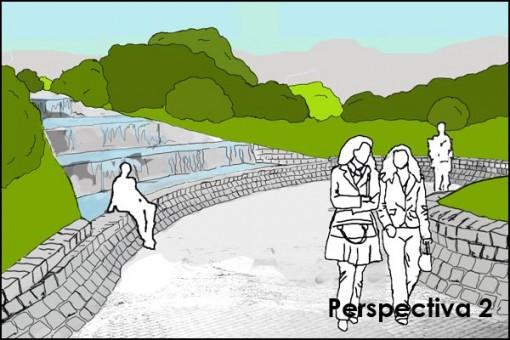 Cercedilla perspectiva _verdeden