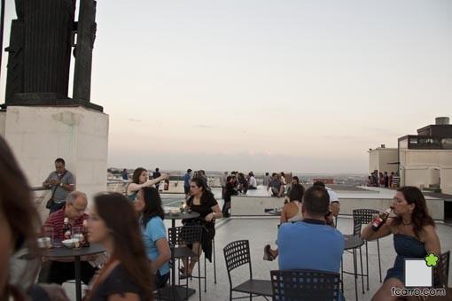 Terraza del Circulo de Bellas Artes