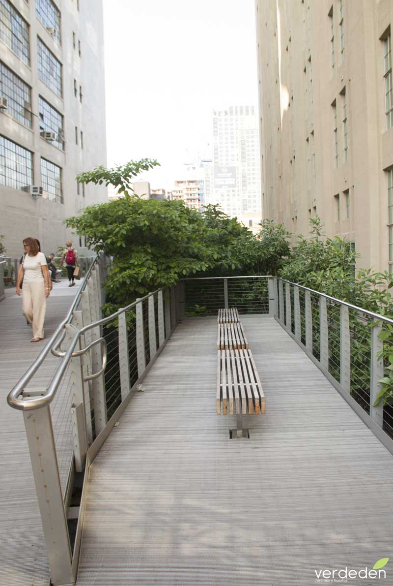Highline derivación