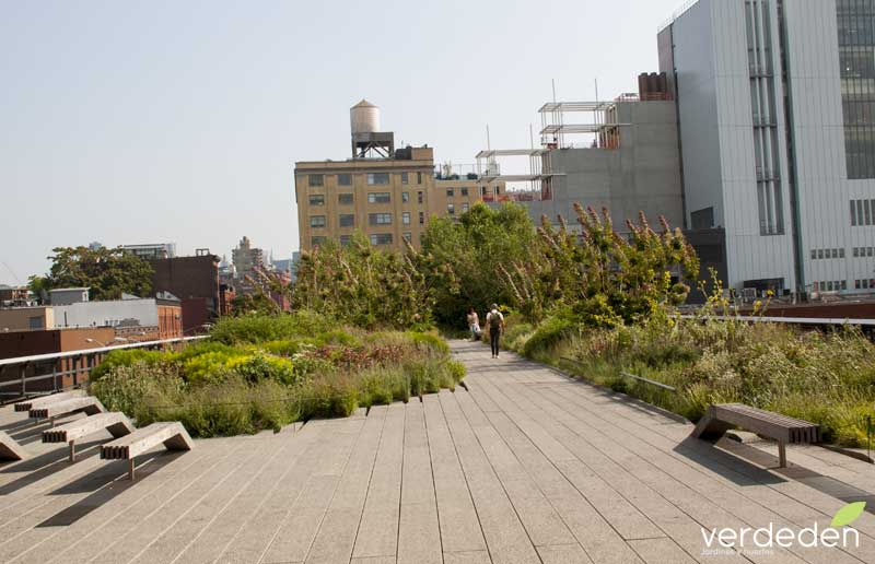 Highline panorámica