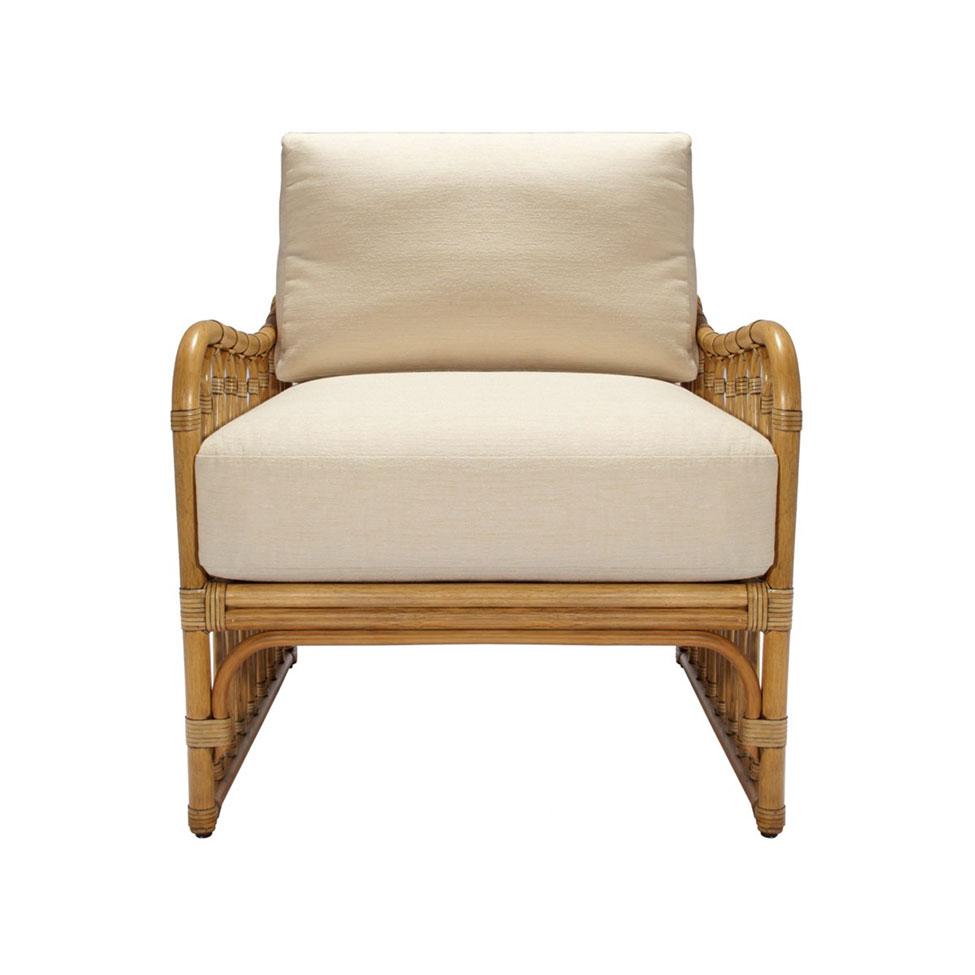 Sona Lounge Chair In Nutmeg Verde Home