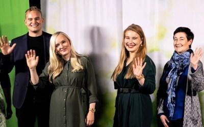 Vihreiden puoluekokous: Suosikki yllätti suosiollaan ja pari äänestystä meni täpäräksi