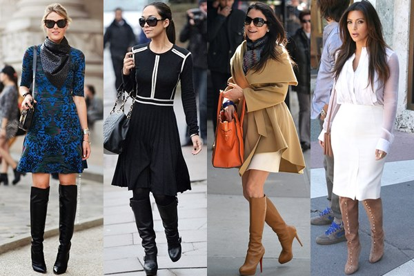 Celebrities-Knee-High-Boots-Fashion-Look-gorgeautiful