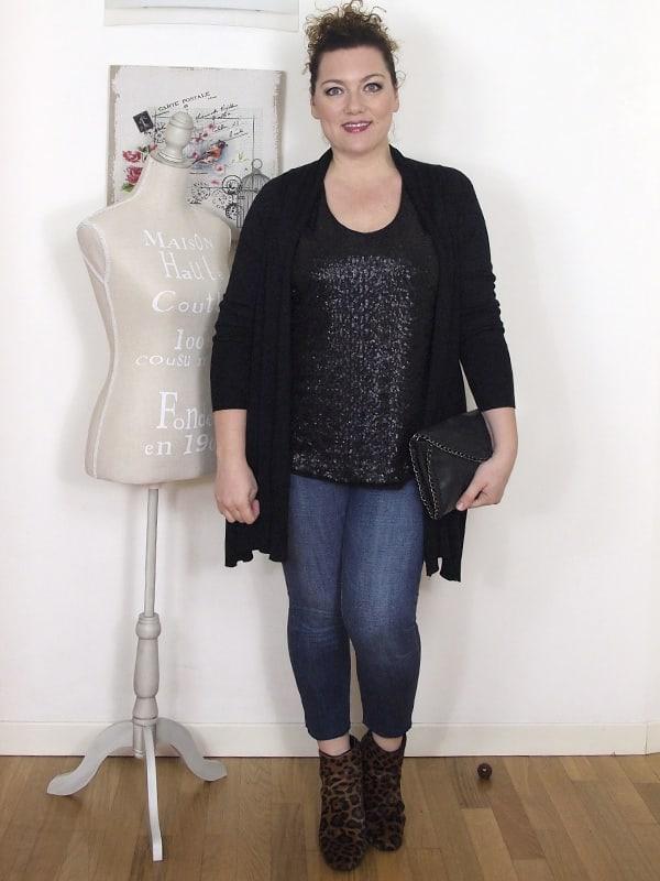 VerdementaBlog outfit curvy top paillettes Fiorella Rubino- curvyblogger -10