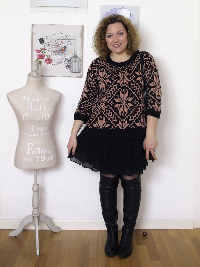 Verdementa_Blog-outfit-curvy-gonnellina-maglione-jacquard-01