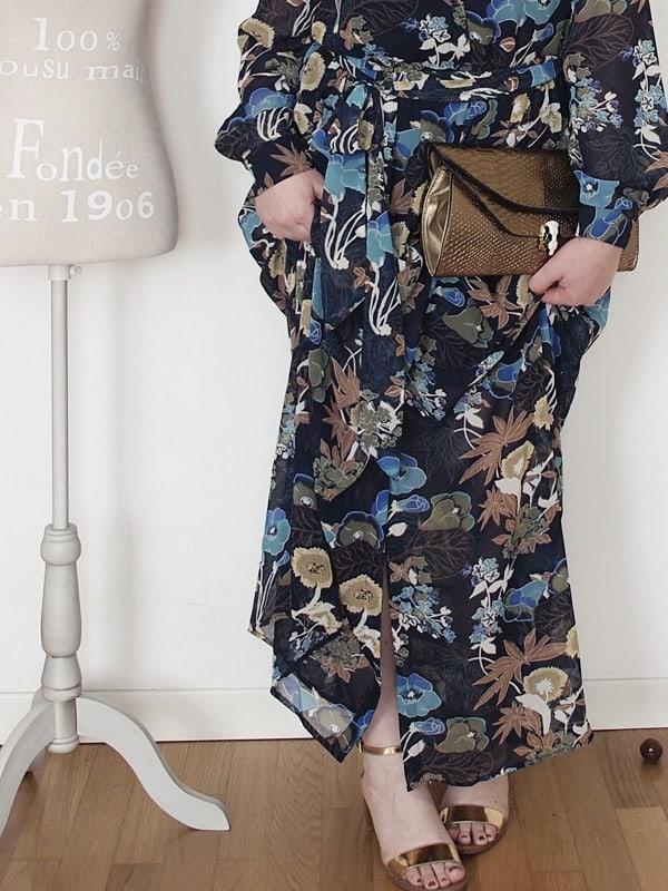 VerdementaBlog_outfit_curvy_taglia48_abito lungo H&M 08