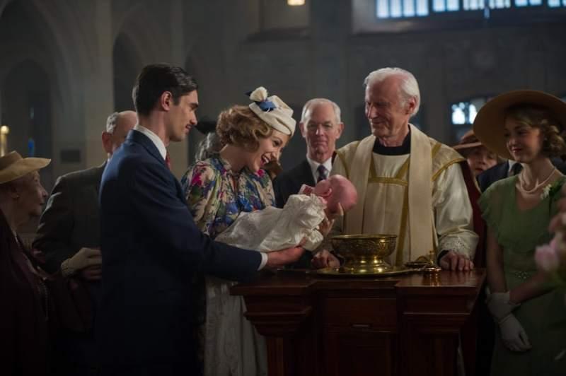 Adaline l'eternagiovinezza costumi anni 30 battesimo
