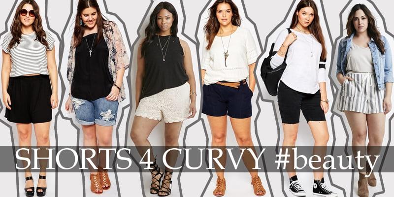 Come indossare gli shorts se sei curvy – parte 1
