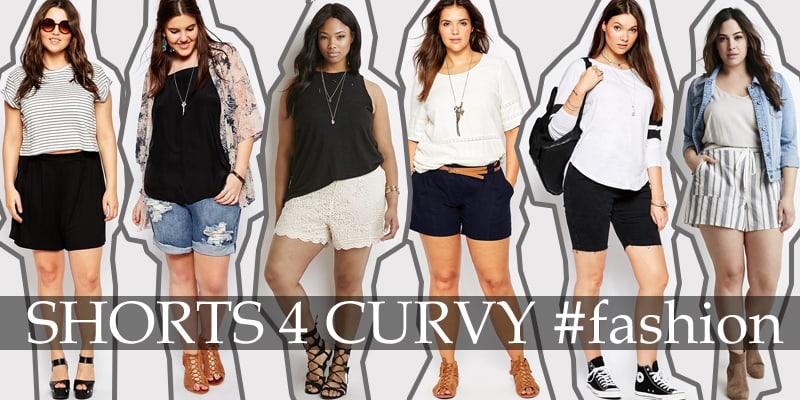 Come indossare gli shorts se sei curvy – parte 2
