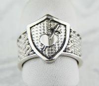 i templari anello cuore di cavaliere