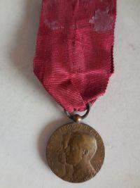 medaglia della foncazione dei bersaglieri