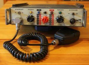 radio militare