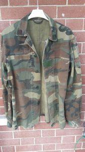 giacca mimetica