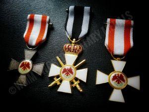 medaglie militari tedesche