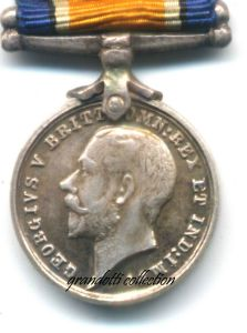 medaglie militari inglesi