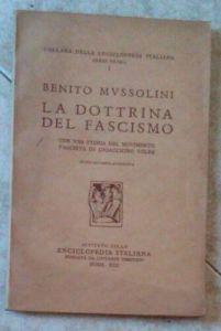 manuali del fascismo