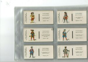 spain military collecting