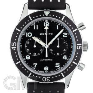 zenith cronografo militare