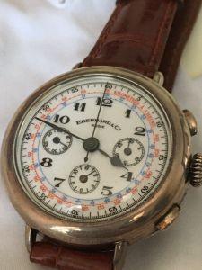 orologio eberhard militare