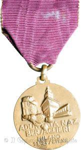 bersaglieri medaglie