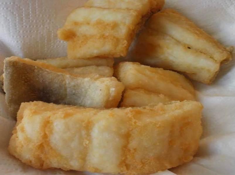Il baccal fritto