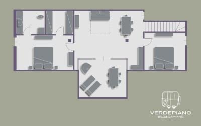 Appartamento 5 | Mansarda VITIS VINIFERA