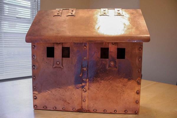 letter box # 58