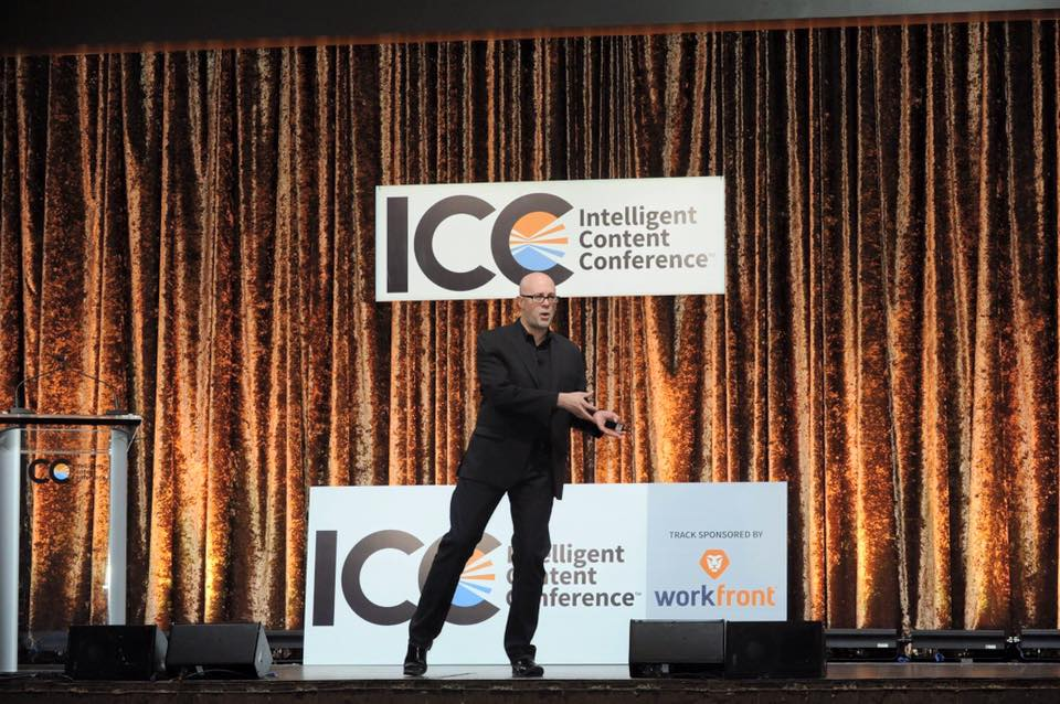 Highlights from My #IntelContent Talk