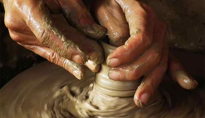 modellare argilla
