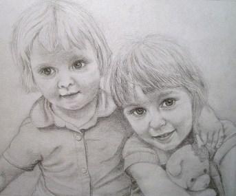 Marie und Alina