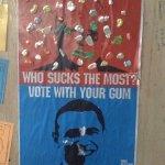 Gum Election 2008