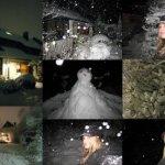 Spaß mit Schnee ☃