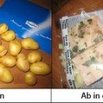 Verena kocht mit Plastiktüten in der Mikrowelle – kann das gut gehen??