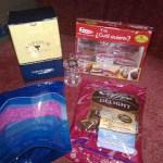 Geschenke!! :)