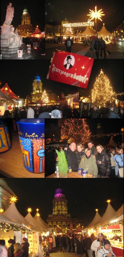 Berlin Weihnachtsmarkt 2009