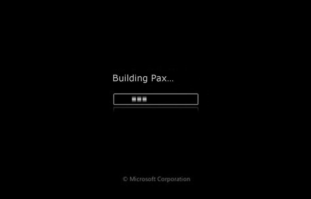 Pax in Progress