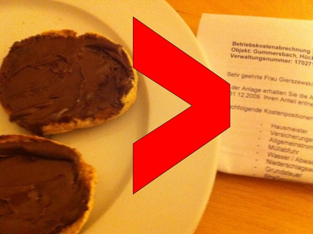 Nutellabrötchen for President!