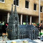 Ohai, der Kölner Dom aus Lego.