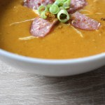Rote Linsensuppe, Indian Style
