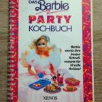 Rezension: Barbie Party Kochbuch (1991)