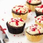 Halloween: Dexters Splatter Cupcakes