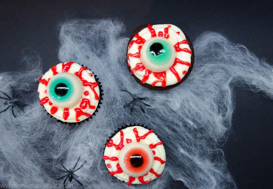 Glubschaugen-Cupcakes
