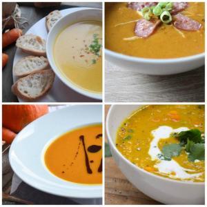 Meine liebsten Suppen für den Herbst