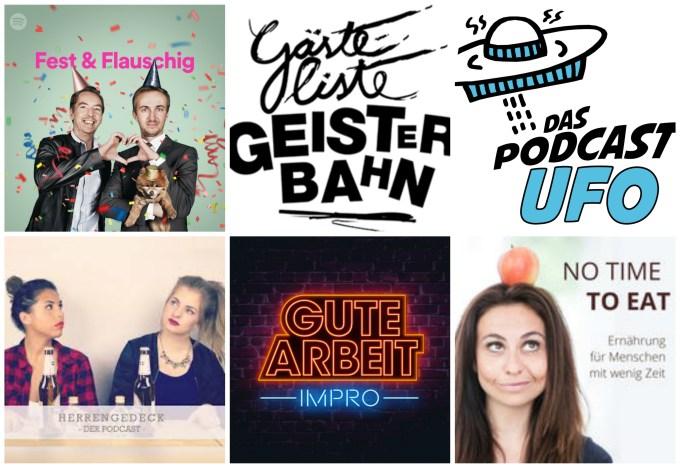 Podcast Charts 06/2017