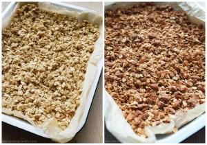 Knuspriges Vanille-Chia-Granola