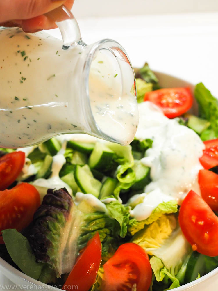 Das beste Ranch-Dressing - wie in den USA