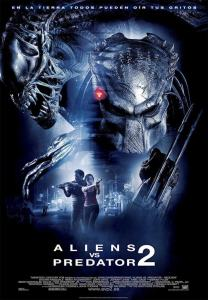 Aliens vs. Depredador 2 (2007) HD 1080p Latino