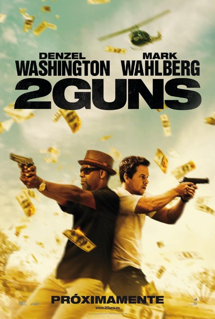 2 Guns: Armados y peligrosos (2013) HD 1080p Latino
