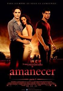 La saga Crepúsculo: Amanecer – Parte 1 (2011) HD 1080p Latino