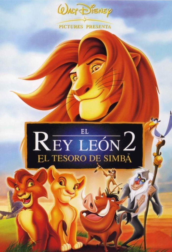 El rey león 2: El tesoro de Simba